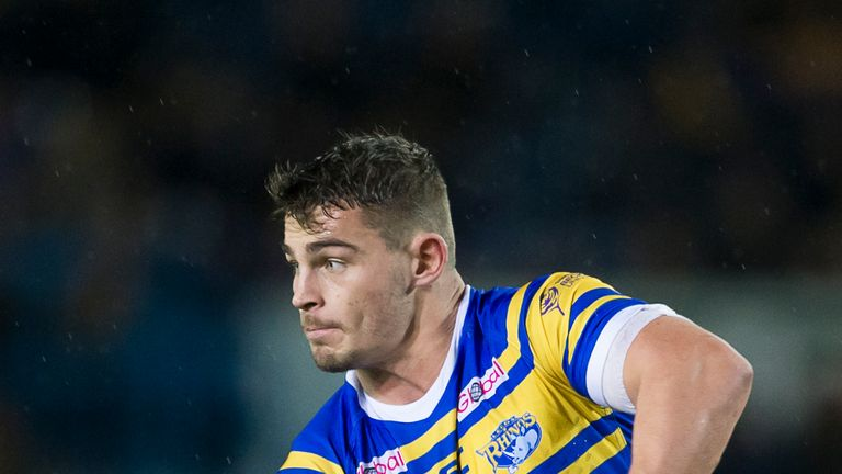 Stevie Ward and the Rhinos created a lead to great for Widnes to claw back