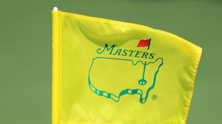 The Masters: Shots of the day from the second round at Augusta