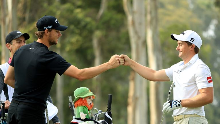 Alvaro Quiros stays on course for eighth European Tour win in Morocco