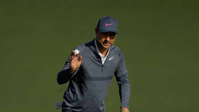Rory McIlroy Makes His Masters Move With Stunning Chip In Eagle
