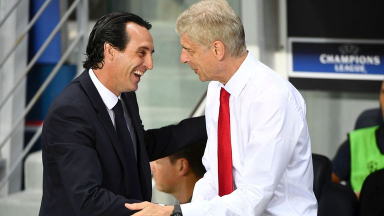 Image result for unai emery