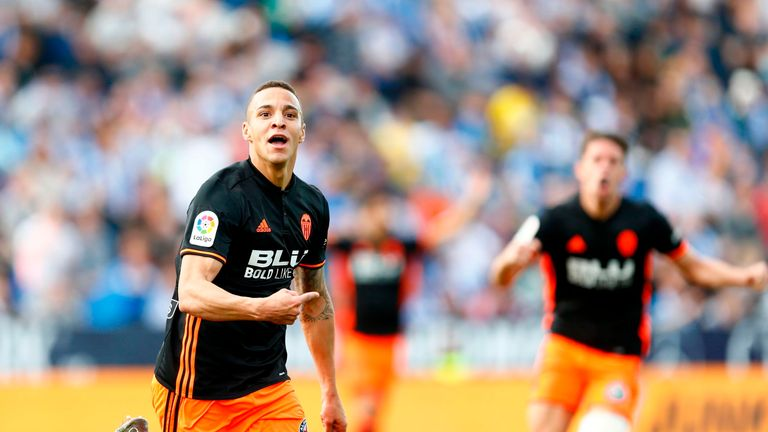 Rodrigo has been on fine form for Valencia of late