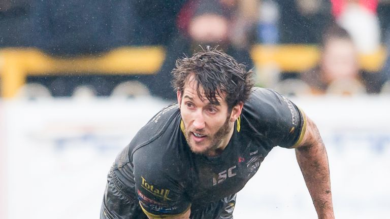 Stefan Ratchford has scored eight tries and provided 14 try assists this season
