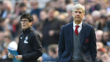 fifa live scores -                               'Wenger will be international target'