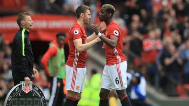 Michael Carrick insists Paul Pogba has a big future at Old Trafford, and his peak years are to come