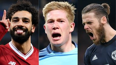 fifa live scores - Who should win the PFA Players' Player of the Year award? Vote here