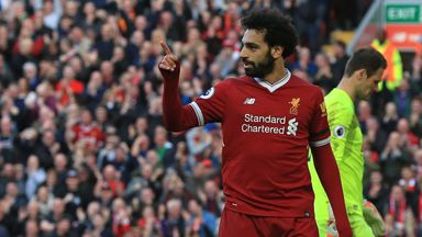 fifa live scores - Liverpool forward Mohamed Salah says the Champions League is his top priority