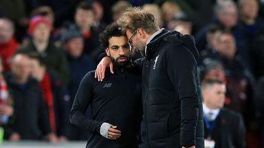 fifa live scores - Jurgen Klopp feels Mo Salah's future at Liverpool is secure
