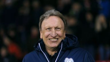 fifa live scores - Neil Warnock thrilled by Cardiff's run-in