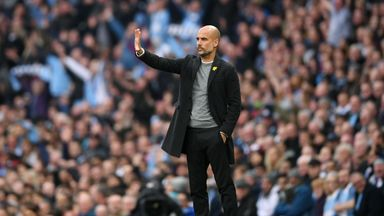 fifa live scores - Pep Guardiola backs Manchester City system following back-to-back defeats