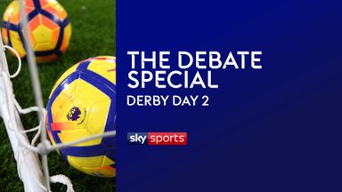 fifa live scores - WATCH: The Debate Derby Day special live stream