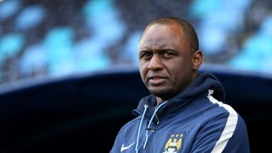 fifa live scores - Patrick Vieira 'ready' for Arsenal if needed but says there has been no contact from his former club