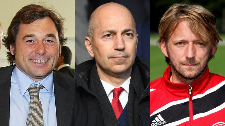 Arsenal's three key decision makers in appointing Arsene Wenger's successor