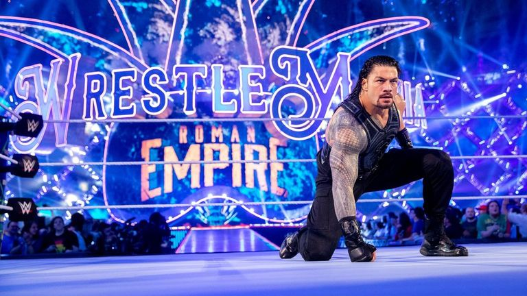 Roman Reigns came up short against Brock Lesnar at WrestleMania - but will he seal the deal at the Greatest Royal Rumble?
