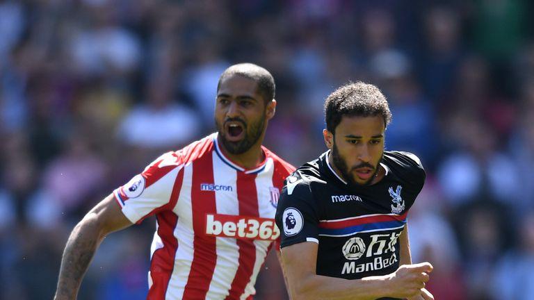 Glen Johnson will leave Stoke this summer