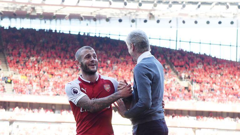 Arsene Wenger has left Arsenal