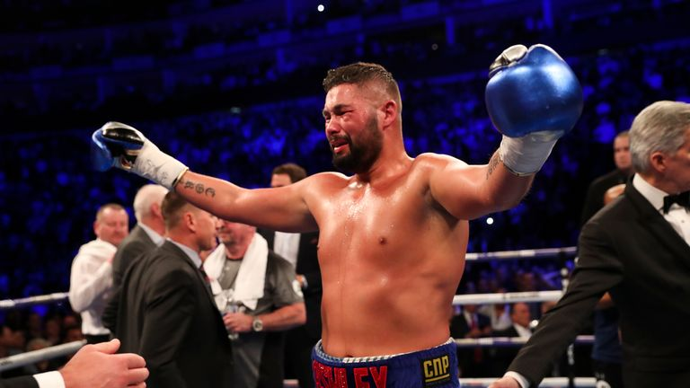 Bellew went to 2-0 as a heavyweight against Haye