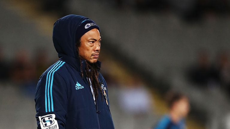Tana Umaga's side has struggled for results, particularly away from home