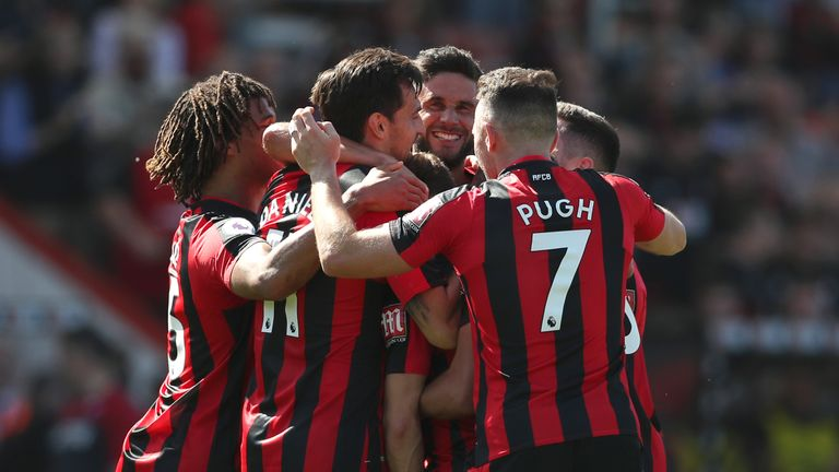 Bournemouth finished 12th in the Premier League last season