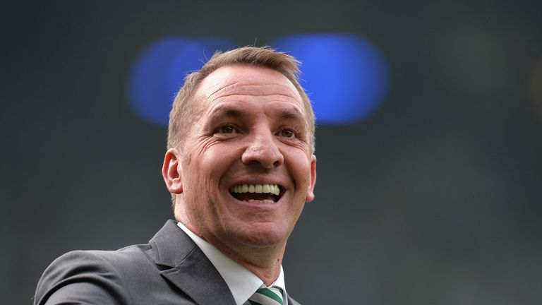 Brendan Rodgers wants to add McGinn to his Celtic midfield