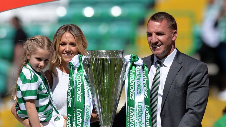 Rodgers has been impressed with his side's desire this season