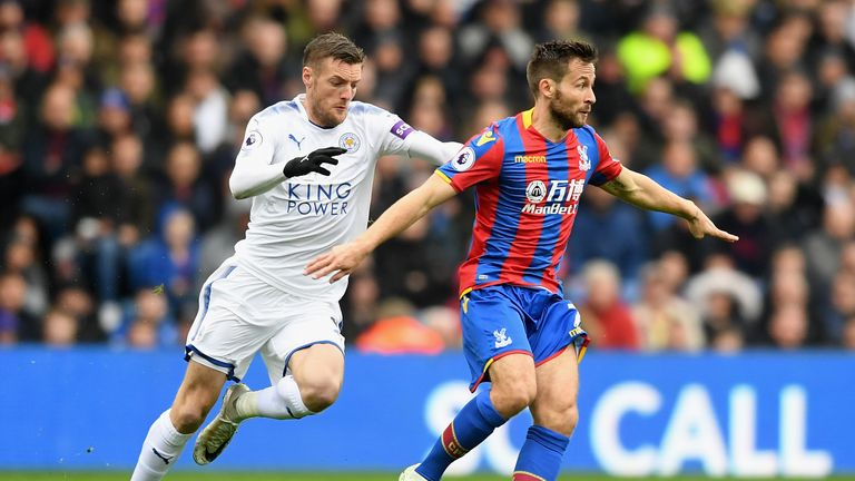 Yohan Cabaye will hold contract talks with Crystal Palace this summer