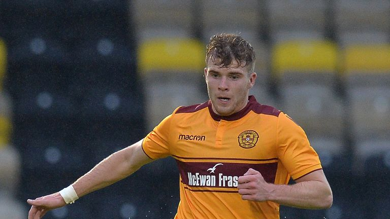 Chris Cadden will join up with the Scotland squad after the Scottish Cup final