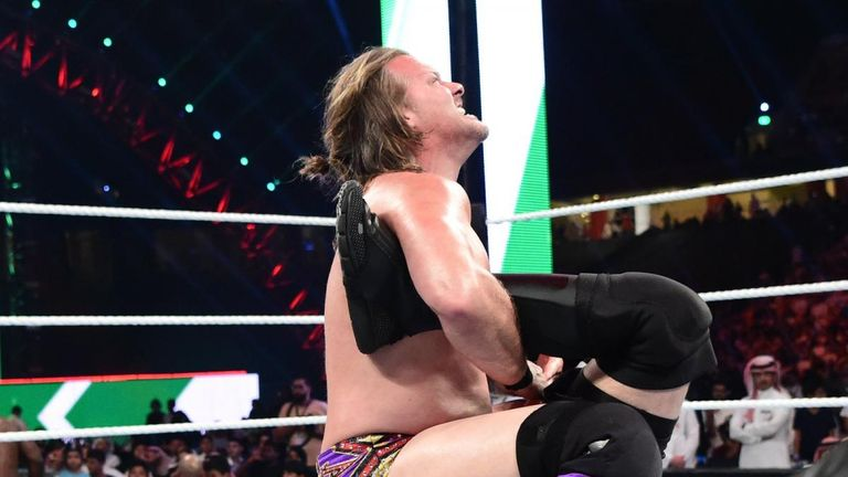 Chris Jericho Almost Replaced Shane McMahon At WrestleMania 34