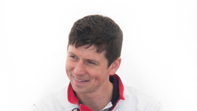Dan Kneen has died after crashing at the Isle of Man TT (credit: Steve Babb)