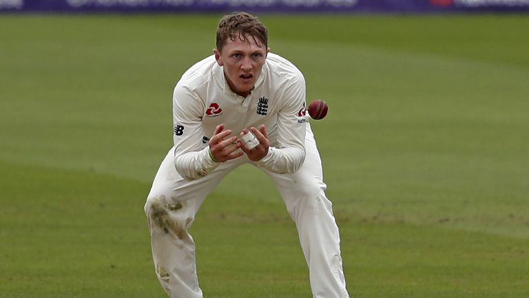 Dom Bess is making his Lord's debut