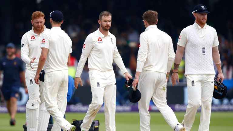 Bob Willis and James Taylor debate England's hammering at Lord's