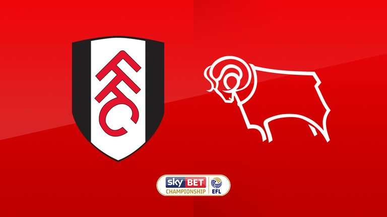 Derby County Drop Matej Vydra For Crunch Championship Play-Off Clash With Fulham