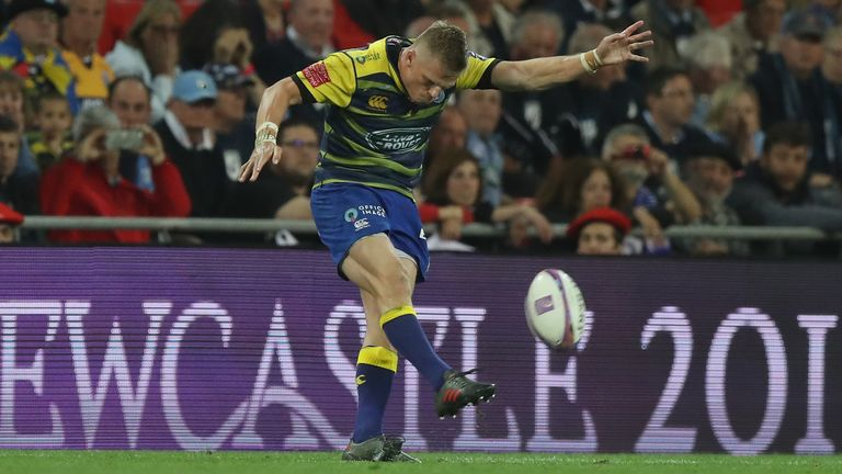 Anscombe showed outstanding nerve to dispatch the penalty so soon after his conversion miss