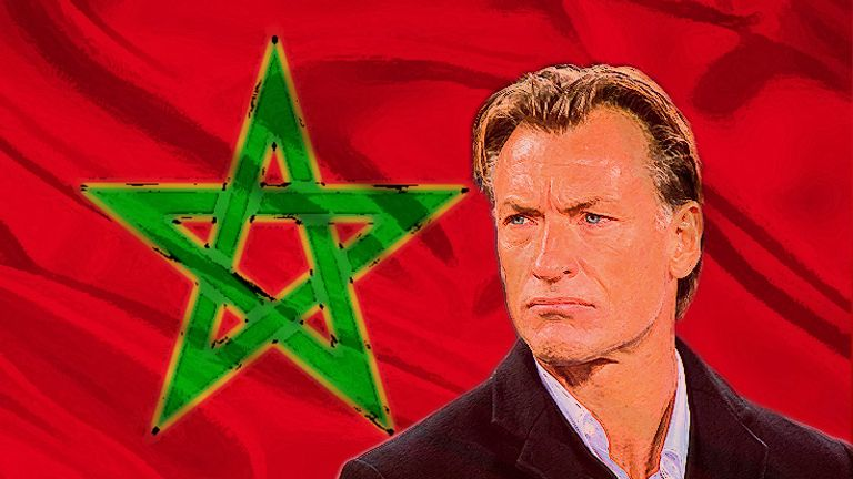 Morocco will be led by former Cambridge boss Herve Renard at the World Cup