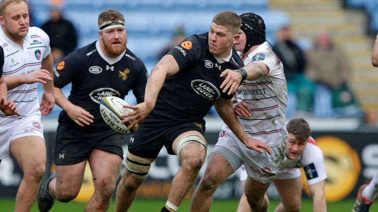 Rising star Jack Willis has been a stand out performer for Wasps this season