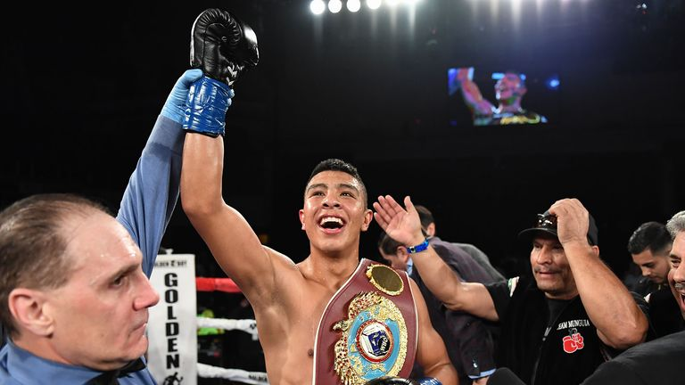 Mexico's Jaime Munguia is the new WBO super-welterweight champion