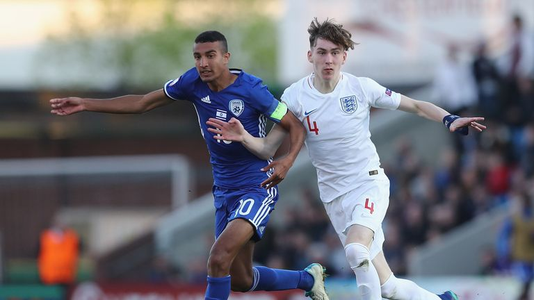 England kick off Euro U17 campaign with win at Proact Stadium