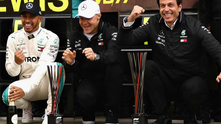 Toto Wolff reveals Mercedes have major worries ahead of Monaco Grand Prix