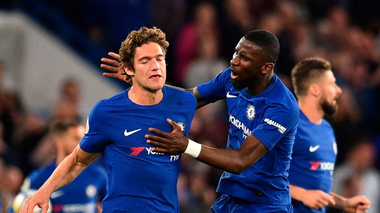 Chelsea's Champions League hopes are slim