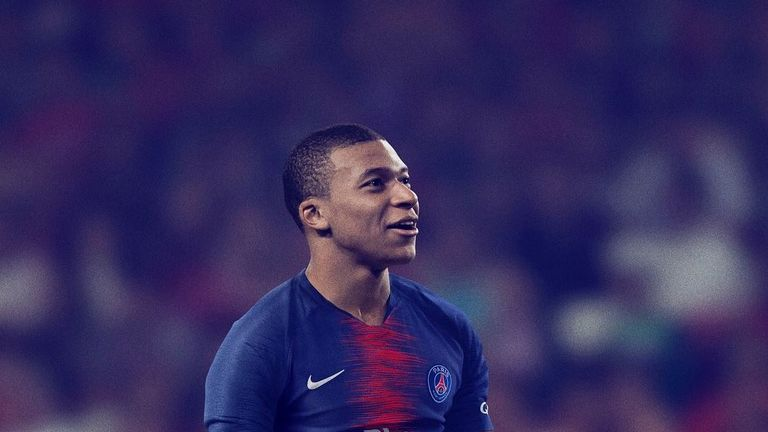 PSG signed Kylian Mbappe from Monaco on loan with an option to buy