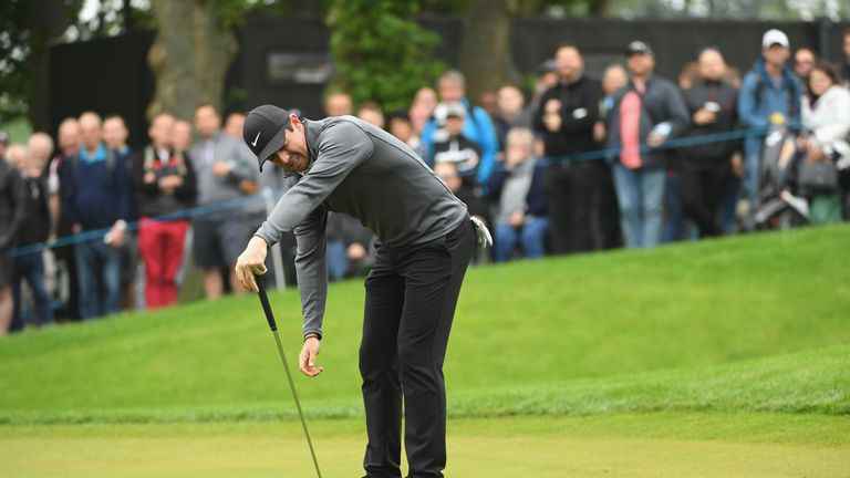 Agony for McIlroy as Molinari sneaks PGA Championship glory