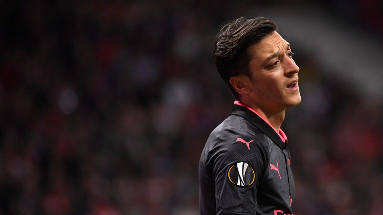 Will Mesut Ozil be dropped by Germany?