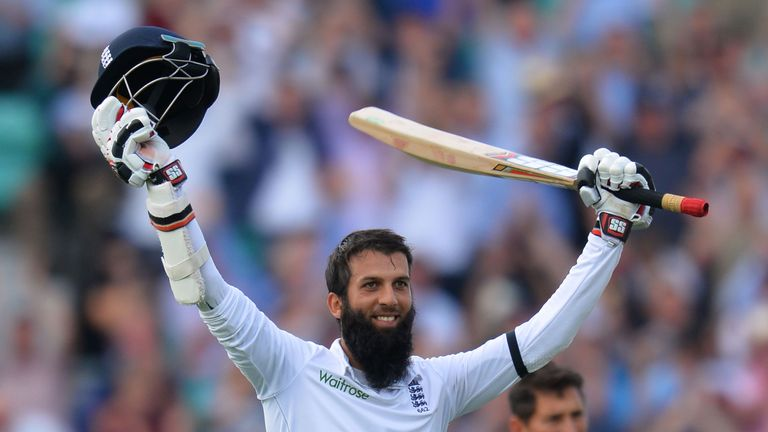 Moeen Ali has played 145 times across all formats for England