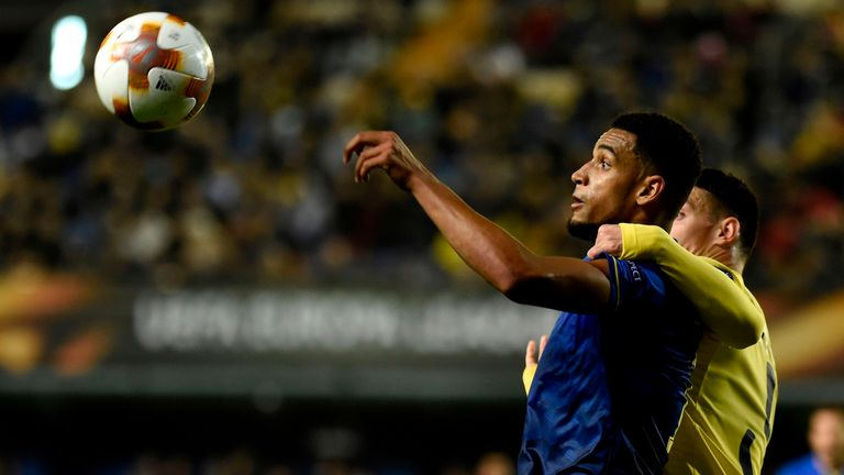 Blackman scored 12 goals in all competitions for Maccabi