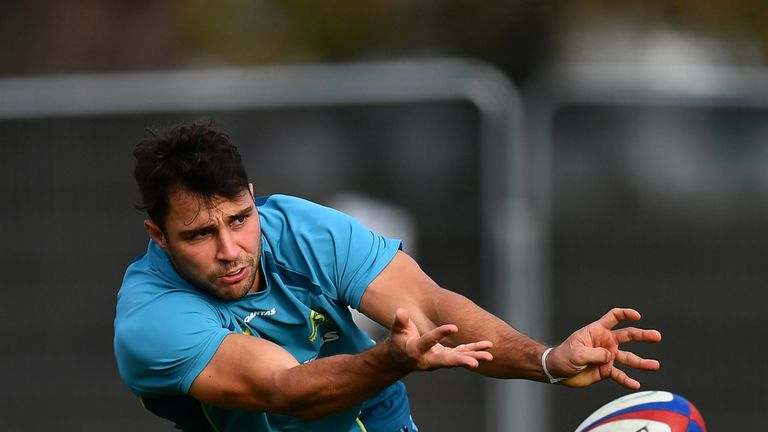 Cow suited Aussie halfback has no memory of urinating on bar