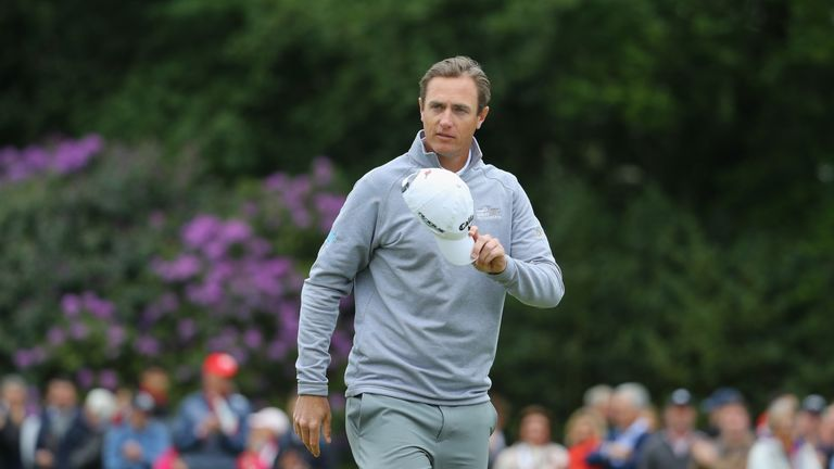 Colsaerts did not card a single bogey in three matches on Saturday