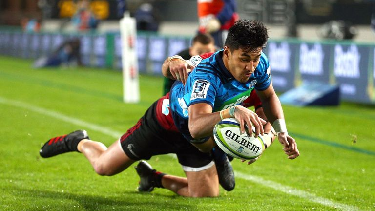 The Blues have three wins from 12 so far this Super Rugby season