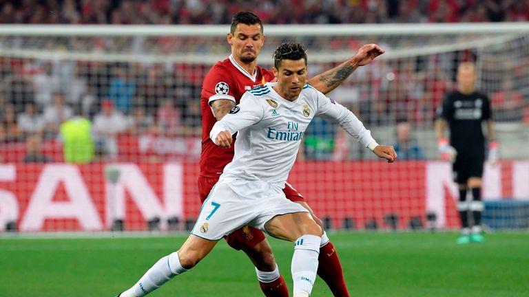 Liverpool were beaten 3-1 by Real Madrid in Kiev