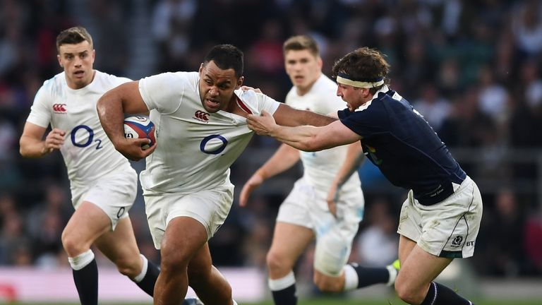 Sky Sports' Will Greenwood rates England No 8 Billy Vunipola as a 'World XV player'