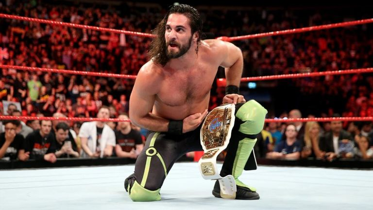 Seth Rollins' red-hot streak as Intercontinental champion continues